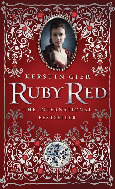 Ruby Red als Buch