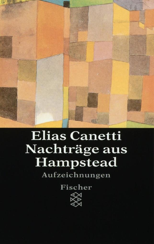 Nachträge aus Hampstead als Taschenbuch
