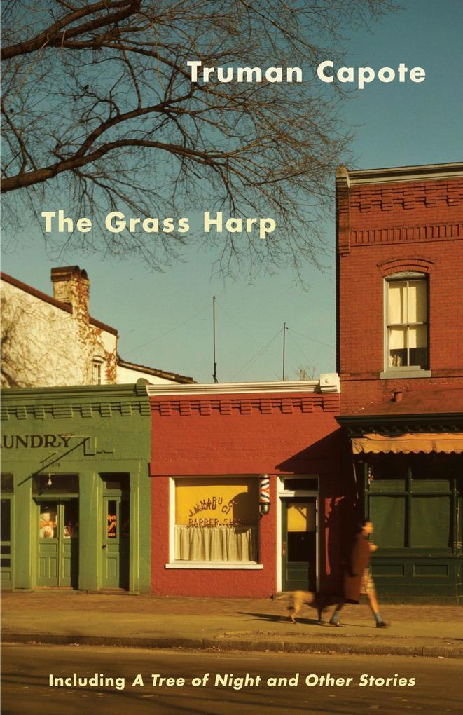 Grass Harp als Taschenbuch