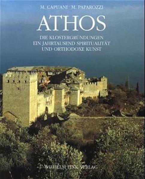 Athos als Buch