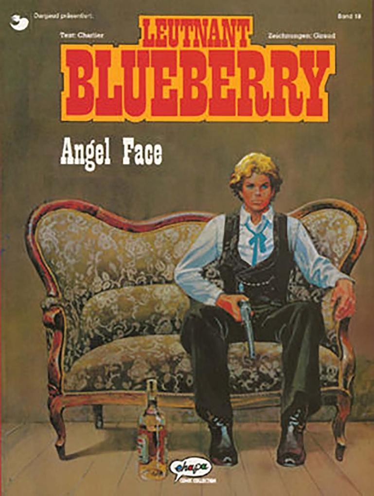 Blueberry 18 Angel Face als Buch