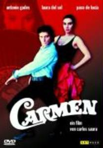 Carmen als DVD