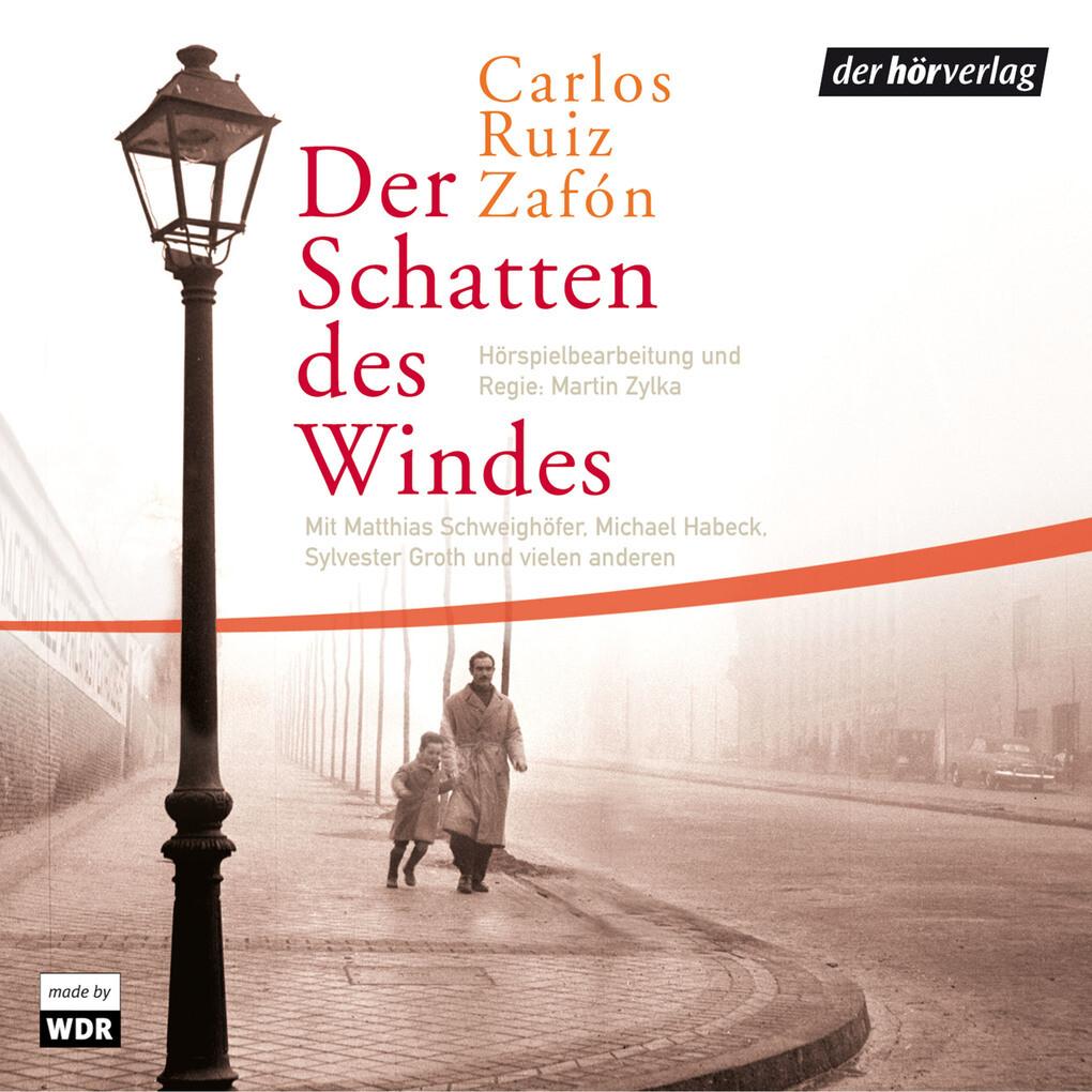 Der Schatten des Windes als Hörbuch Download
