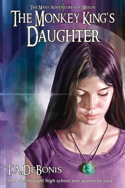The Monkey King´s Daughter, Book 3 als Taschenb...