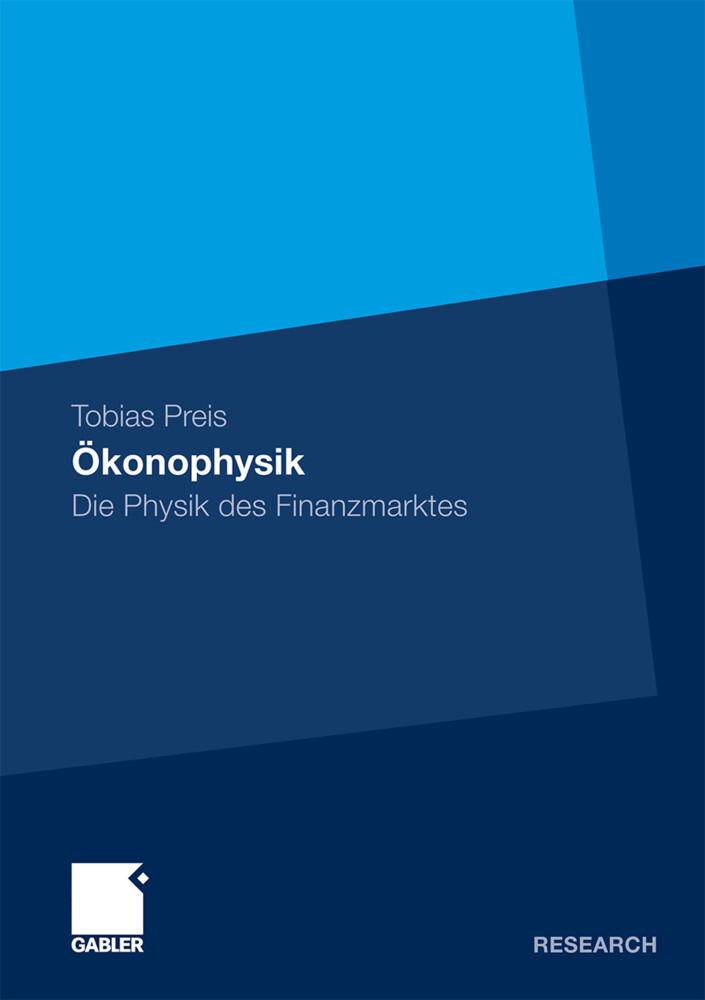 Ökonophysik als Buch von Tobias Preis