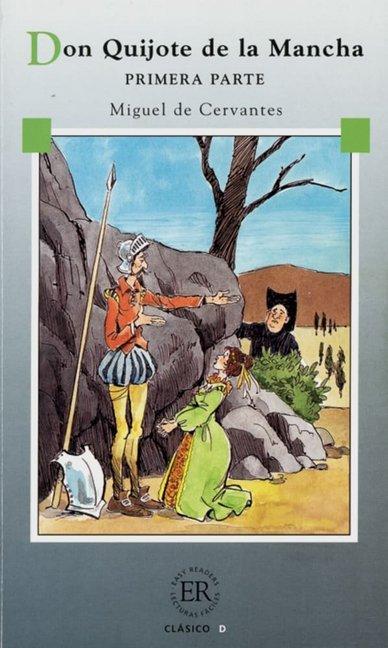 Don Quijote de la Mancha I als Buch