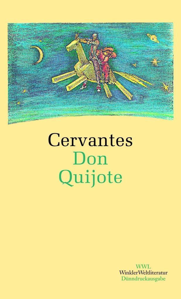 Don Quijote als Buch