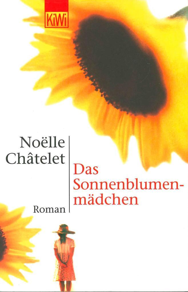 Das Sonnenblumenmädchen als Taschenbuch