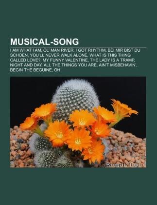 Musical-Song als Taschenbuch von