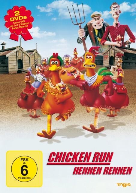 Chicken Run - Hennen Rennen als DVD