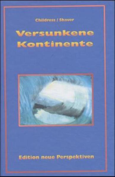 Versunkene Kontinente als Buch