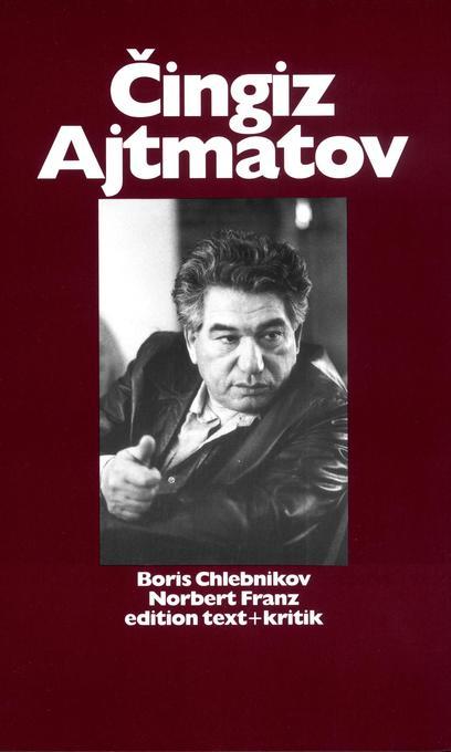 Tschingis Aitmatow als Buch