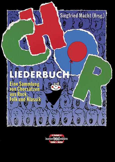Chor - Liederbuch als Buch