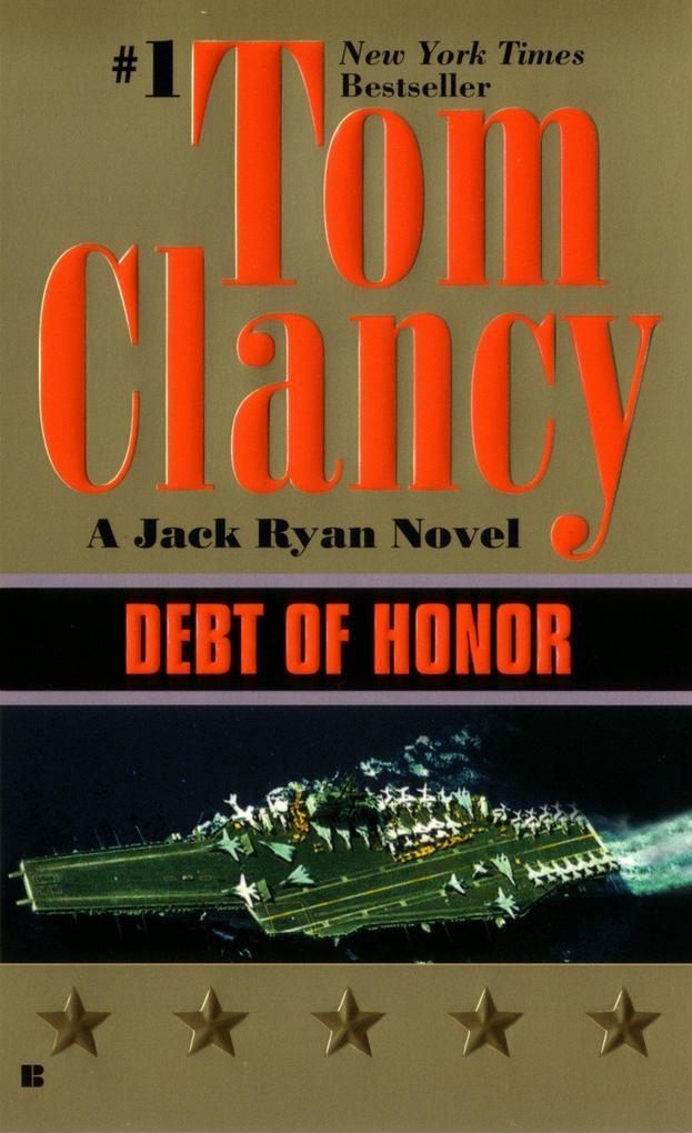 Debt of Honor als Taschenbuch
