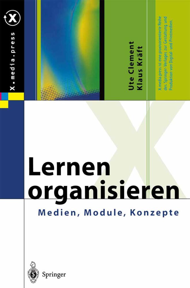 Lernen organisieren als Buch
