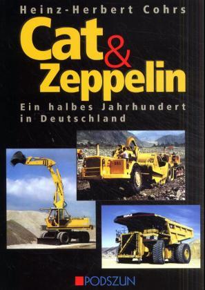 Cat und Zeppelin als Buch