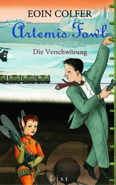 Artemis Fowl. Die Verschwörung als Buch