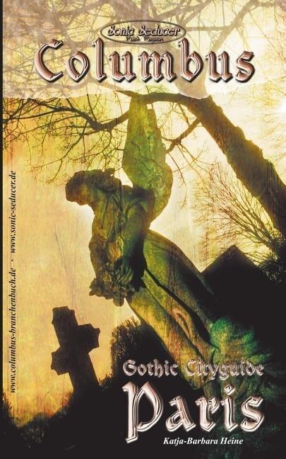 Columbus Gothic Cityguide Paris als Buch