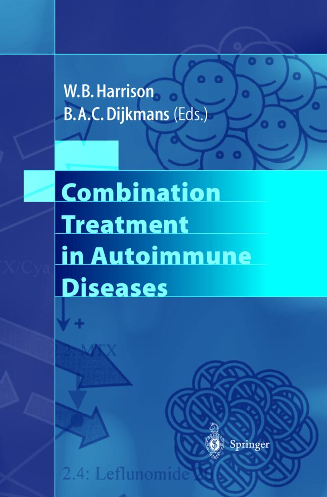 Combination Treatment in Autoimmune Diseases als Buch