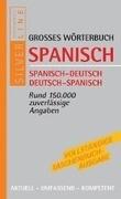 Compact Grosses Wörterbuch Spanisch