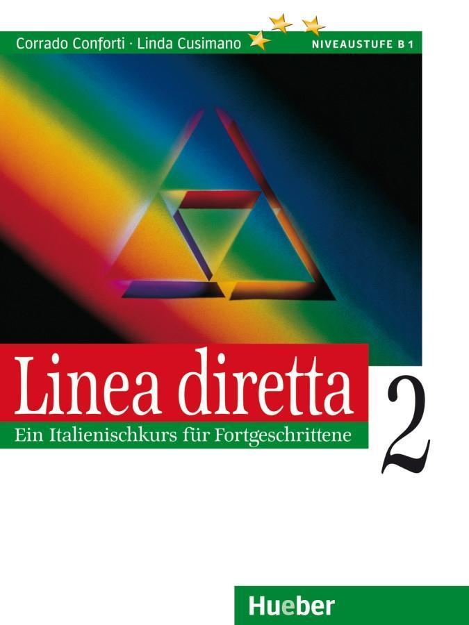 Linea diretta 2. Lehrbuch als Buch