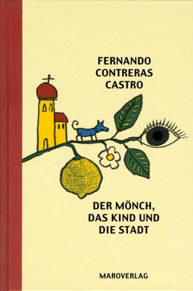 Der Mönch, das Kind und die Stadt als Buch