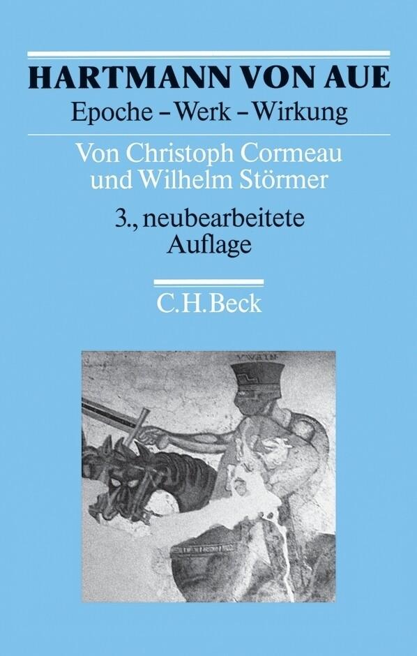 Hartmann von Aue als Buch