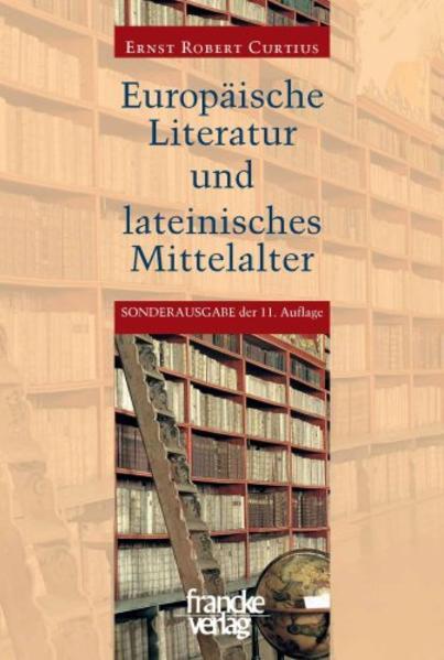 Europäische Literatur und lateinisches Mittelalter als Buch