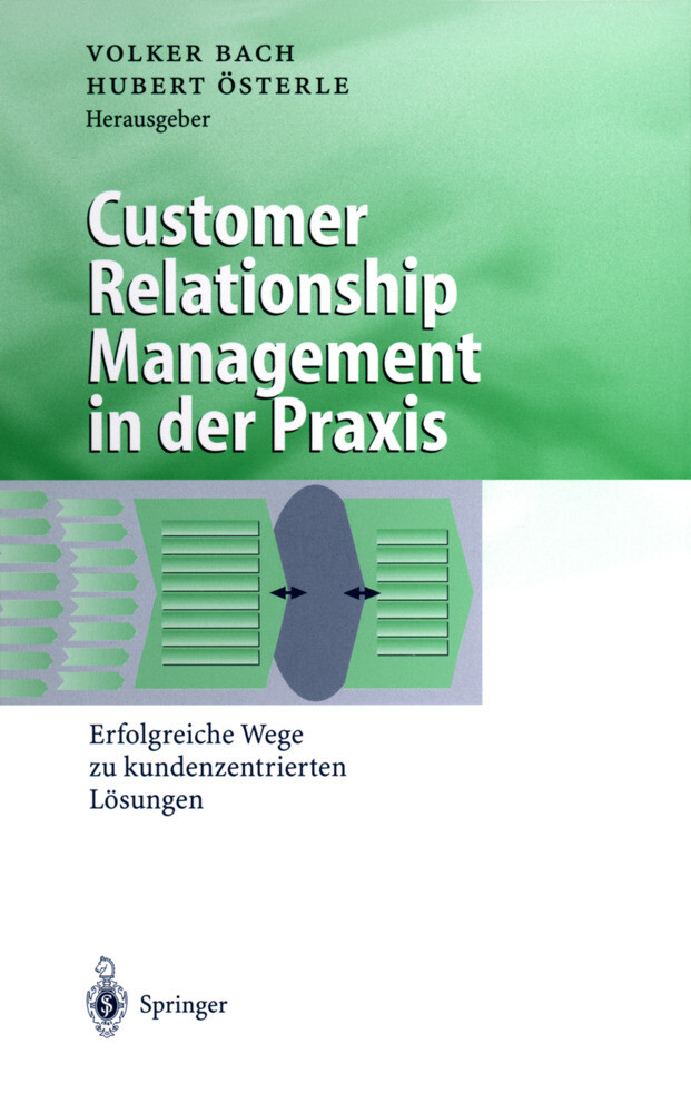 Customer Relationship Management in der Praxis als Buch