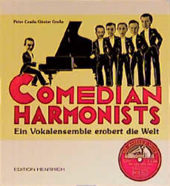 Comedian Harmonists als Buch