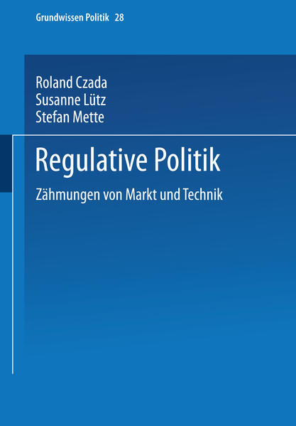 Regulative Politik als Buch