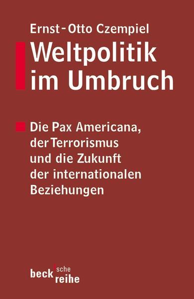 Weltpolitik im Umbruch als Taschenbuch