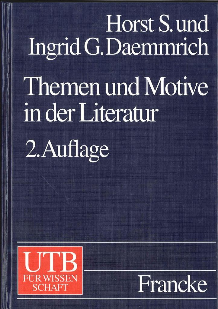 Themen und Motive in der Literatur als Taschenbuch