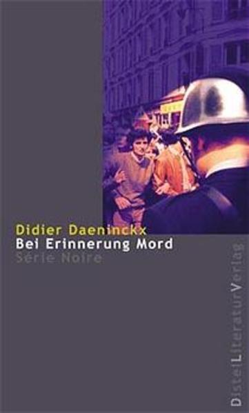Bei Erinnerung Mord als Buch