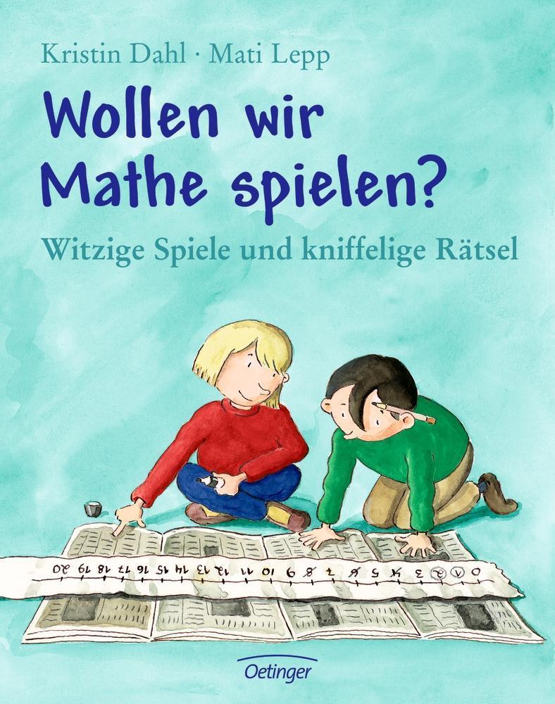 Wollen wir Mathe spielen? als Buch