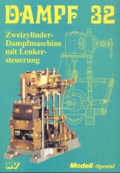 Dampf 32 als Buch