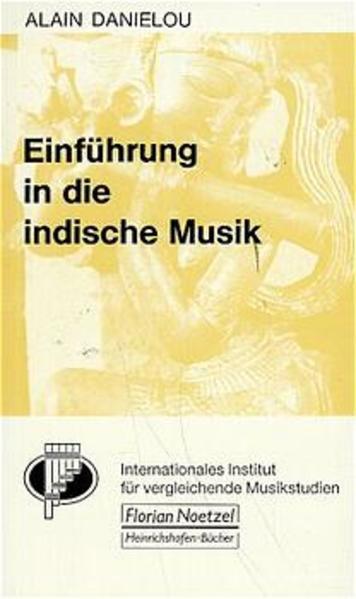 Einführung in die indische Musik als Buch