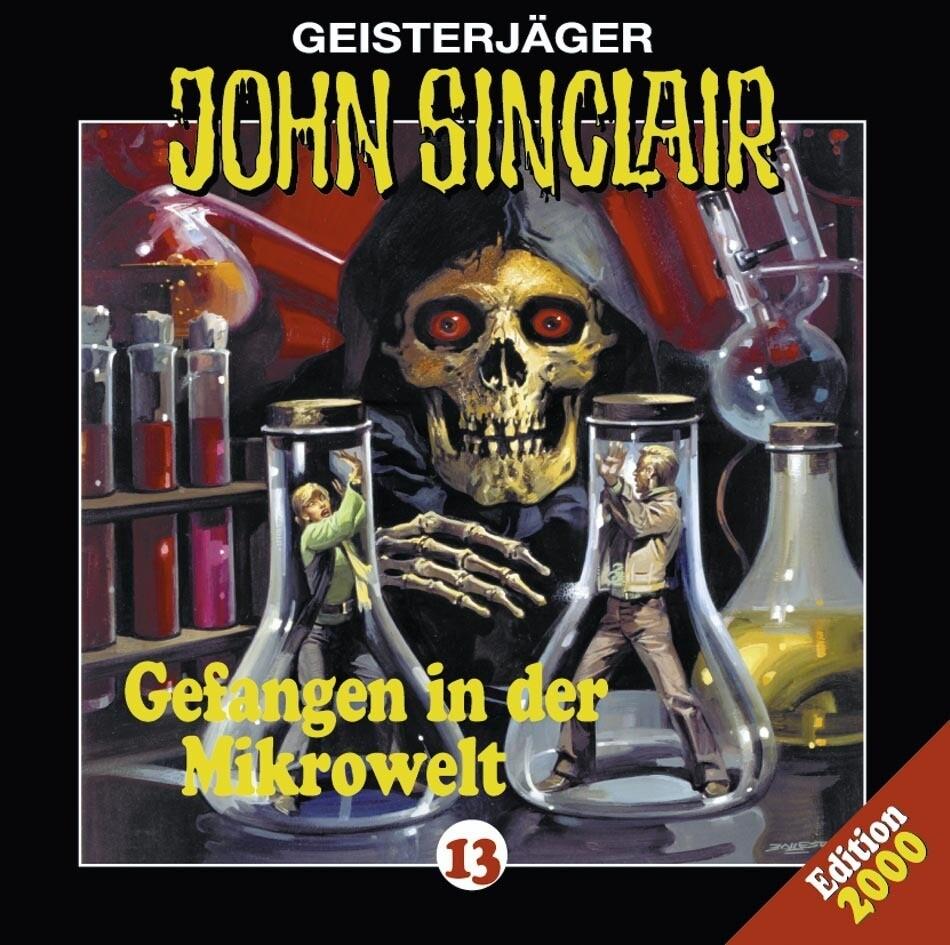 John Sinclair - Folge 13 als Hörbuch