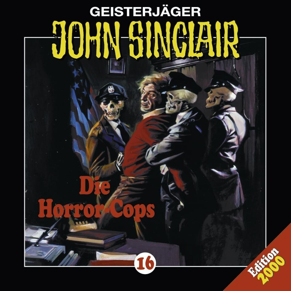 John Sinclair - Folge 16 als Hörbuch CD