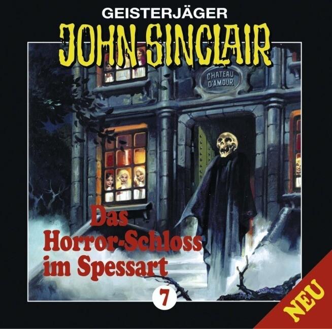 John Sinclair - Folge 07 als Hörbuch