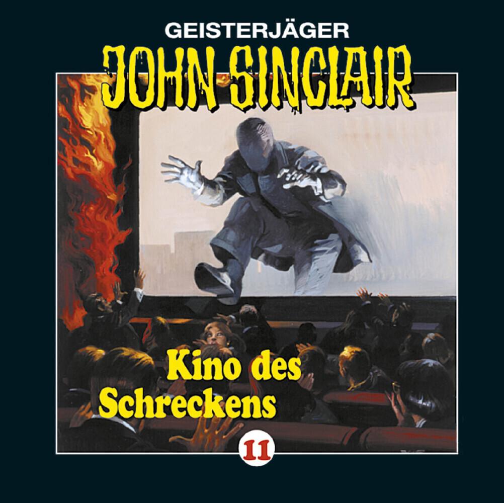 John Sinclair - Folge 11 als Hörbuch