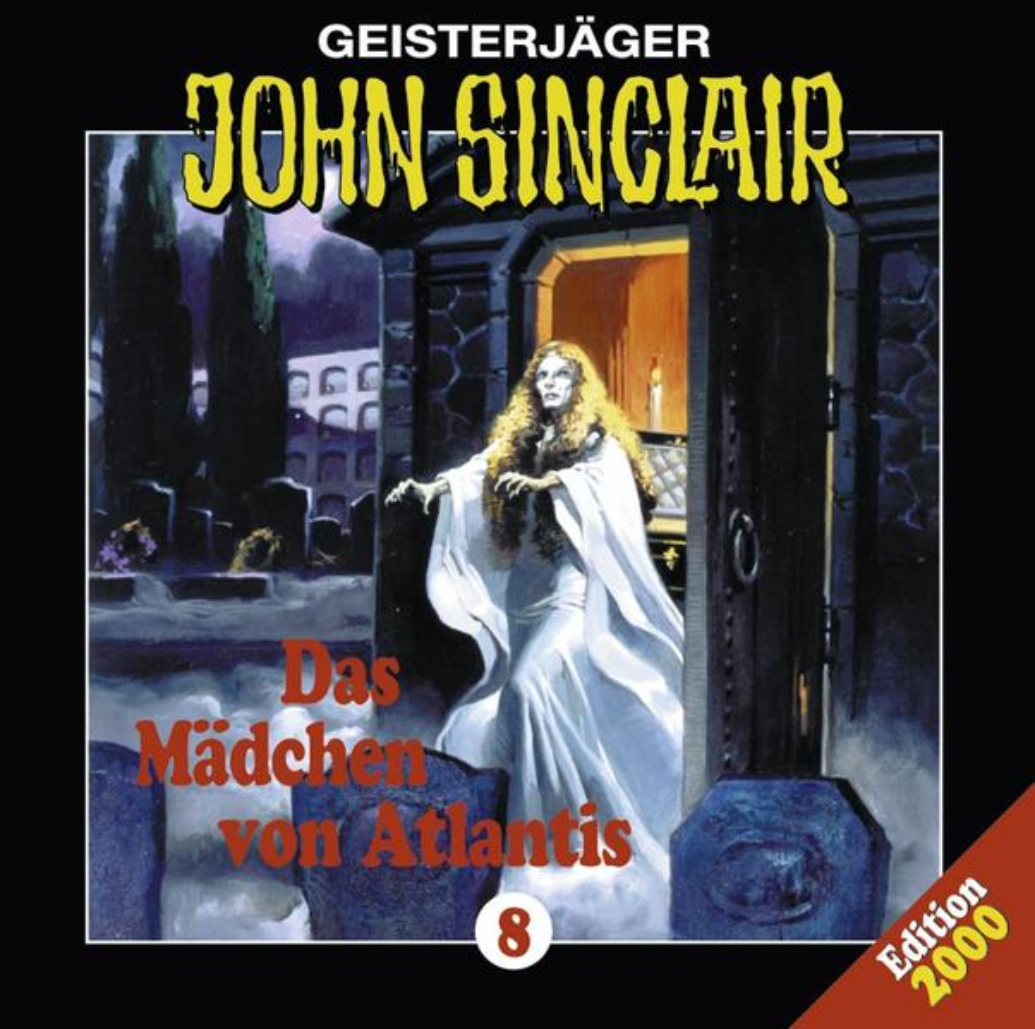 John Sinclair - Folge 08 als Hörbuch