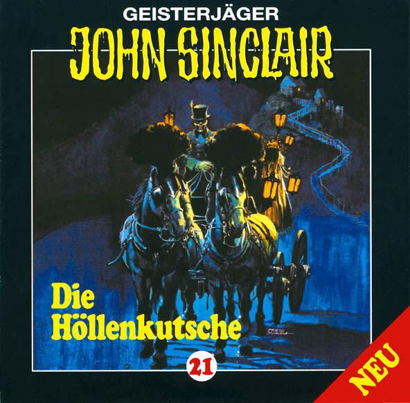 John Sinclair - Folge 21 als Hörbuch