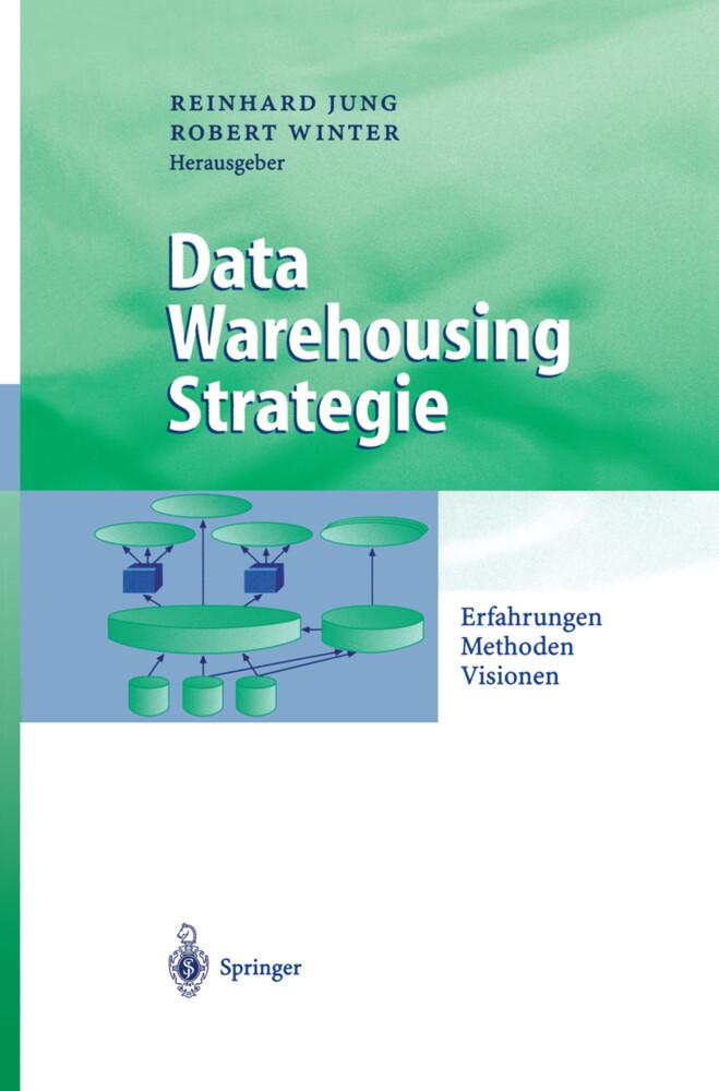 Data Warehousing Strategie als Buch