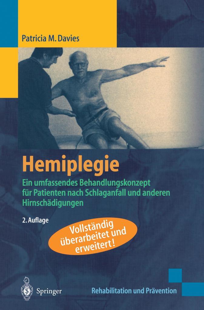 Hemiplegie als Buch