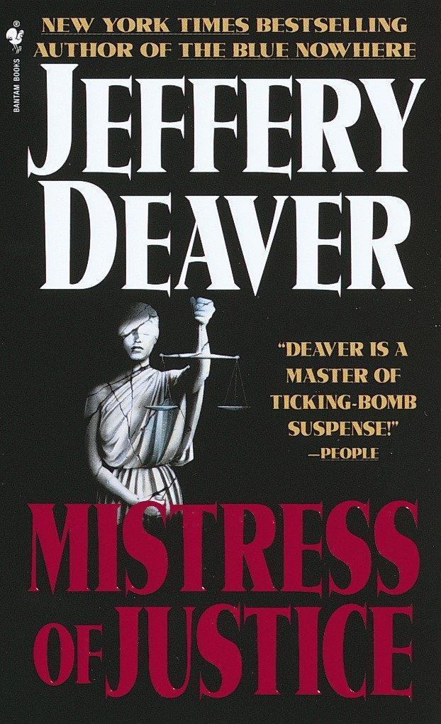 Mistress of Justice als Taschenbuch