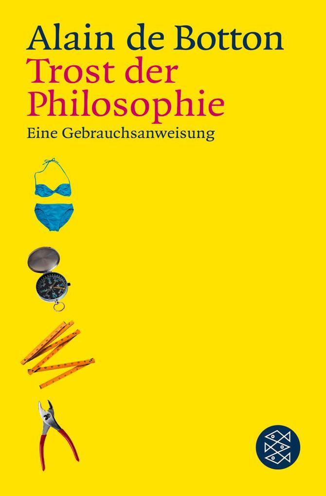 Trost der Philosophie als Taschenbuch