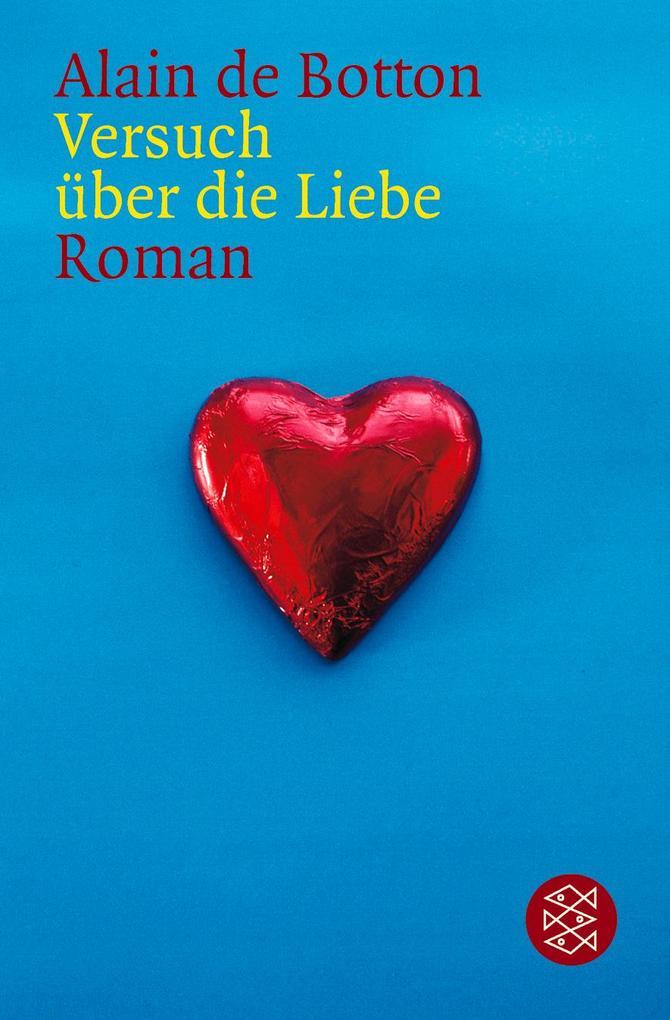 Versuch über die Liebe als Taschenbuch