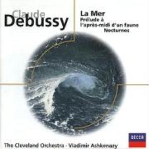 La Mer/Rapsodie/+ als CD