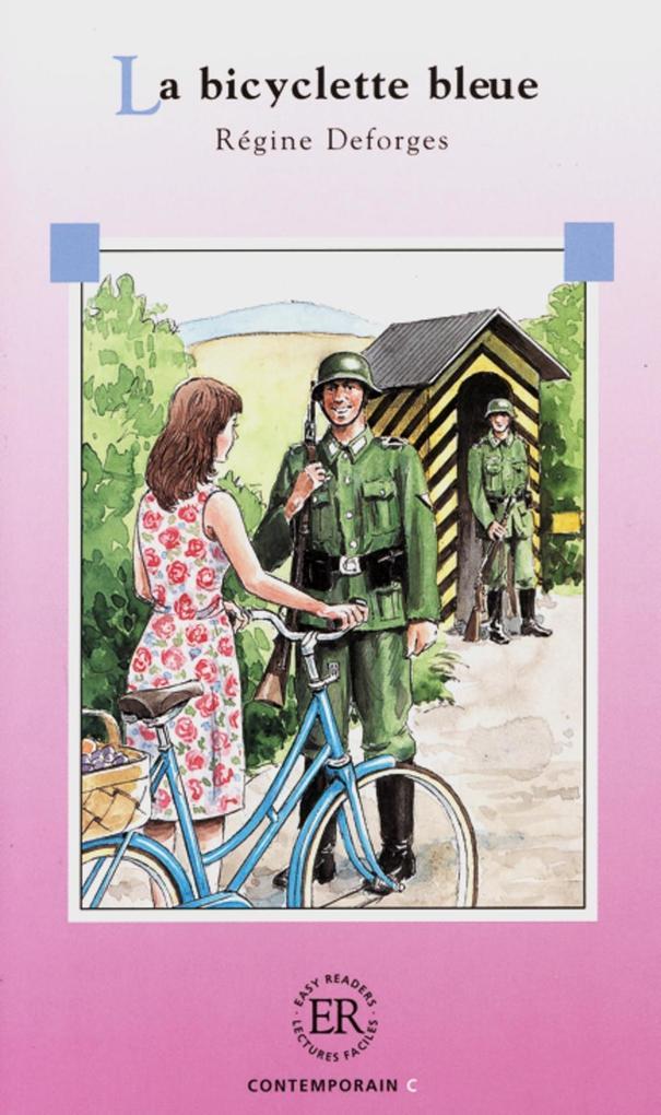 La bicyclette bleue als Buch